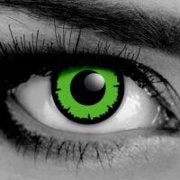 Angelic Green Contact Lenses