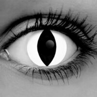 White Cat Contact Lenses