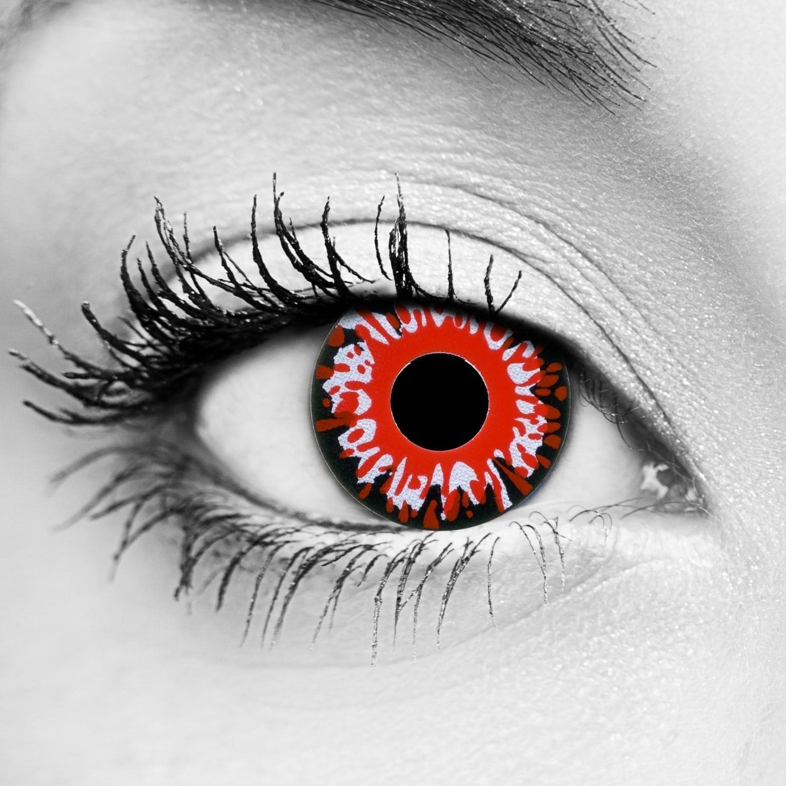 Broken Soul Contact Lenses
